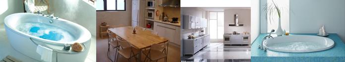 日本との大きな違いについて(キッチンと湯船)