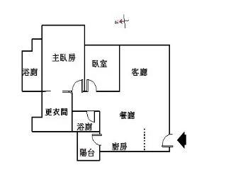 淡水信義線「紅樹林駅」徒歩12分 26,000台湾ドル/月【物件番号:3DS044】 26,000台湾ドル/月