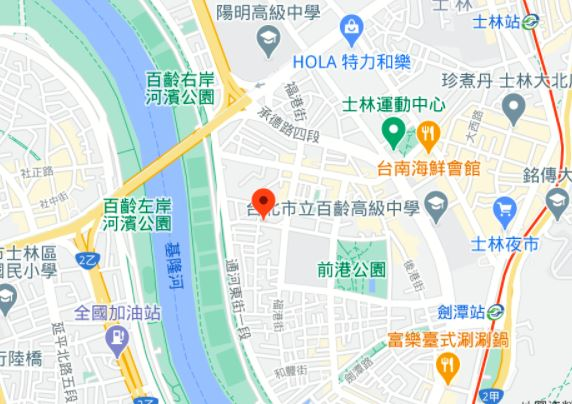 淡水線「劍潭駅」徒歩7分 29,000台湾ドル/月【物件番号:3SL322】 29,000台湾ドル/月