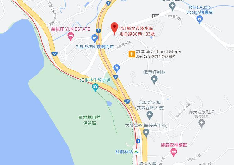 淡水信義線「紅樹林駅」 徒歩10分 22,000台湾ドル/月【物件番号:3DS114】 22,000台湾ドル/月